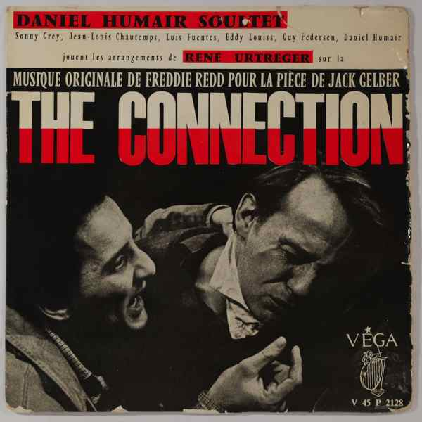 DANIEL HUMAIR SOULTET - The Connection - 7inch (SP)
