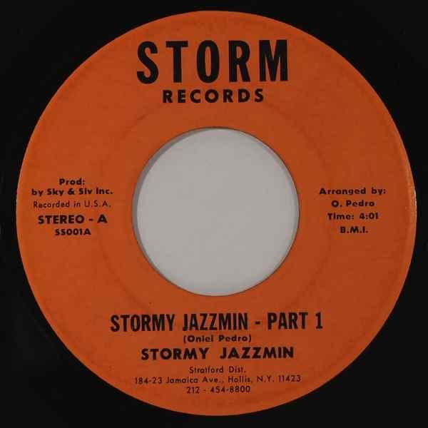 Stormy Jazzmin Stormy Jazzmin