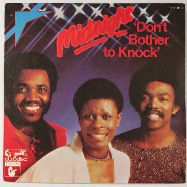 MIDNIGHT - Don't Bother To Knock - 7inch (SP)