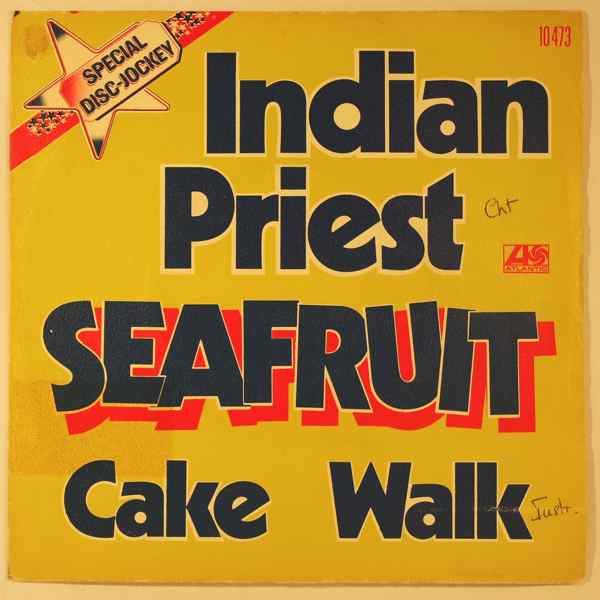 SEAFRUIT - Indian Priest - 7inch (SP)