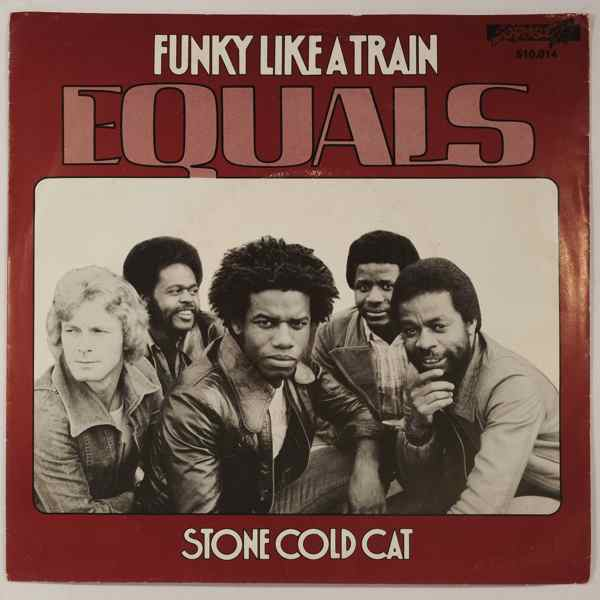THE EQUALS - Funky Like A Train - 7inch (SP)