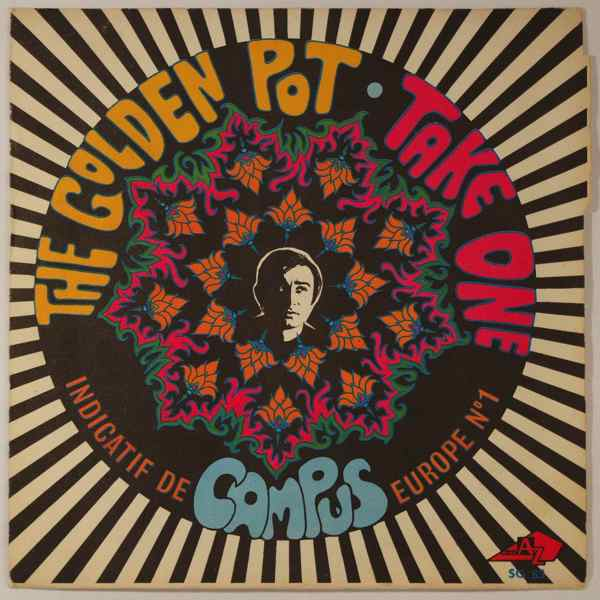 THE GOLDEN POT - Take One / Motive - 7inch (SP)