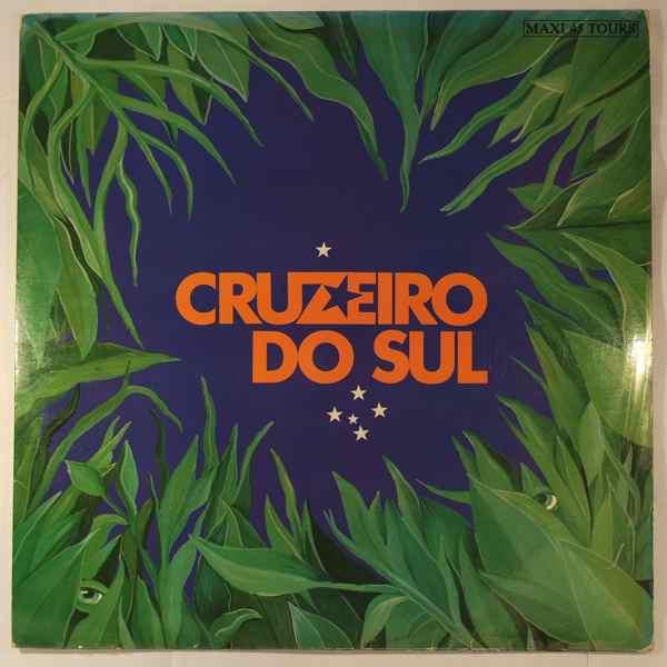 CRUZEIRO DO SUL - A gringa, a ginga e o samba - 12 inch 45 rpm