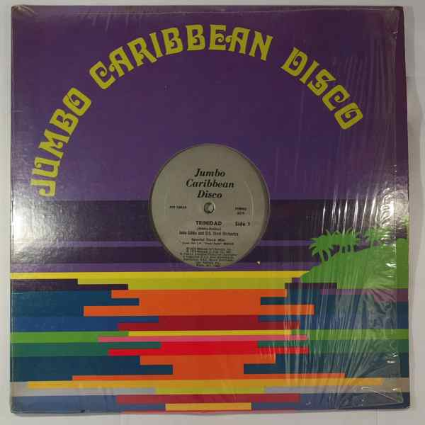 JOE GIBBS AND U.S. STEEL ORCHESTRA - Trinidad - 12 inch 45 rpm