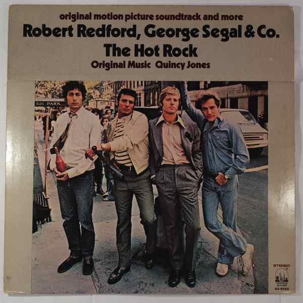 Quincy Jones The Hot Rock