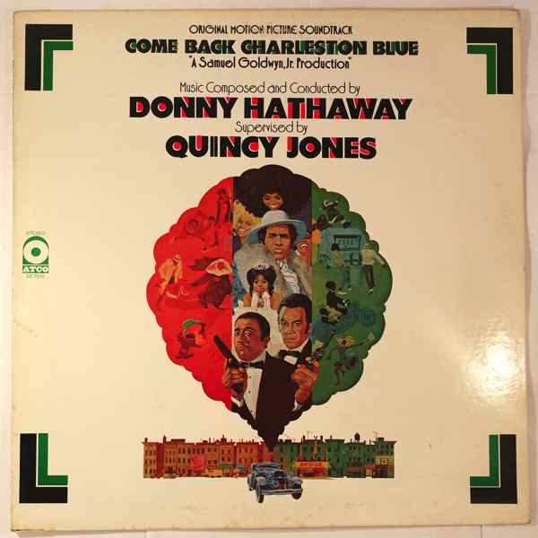 Donny Hathaway Come Back Charleston Blues