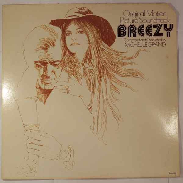 MICHEL LEGRAND - Breezy - LP