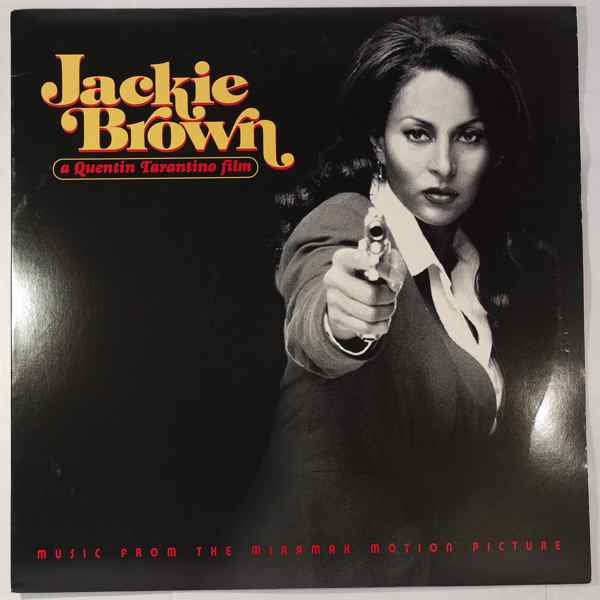 VARIOUS - Jackie Brown - LP