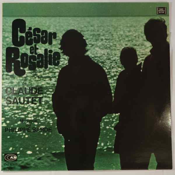 PHILIPPE SARDE - Cesar Et Rosalie - LP