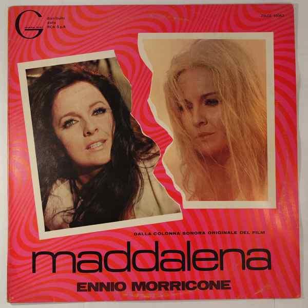 ENNIO MORRICONE - Maddalena - LP