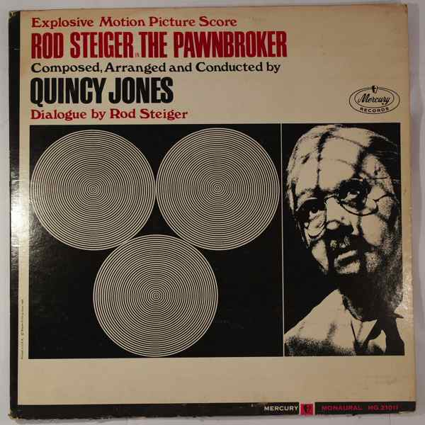 QUINCY JONES - The Pawnbroker - LP