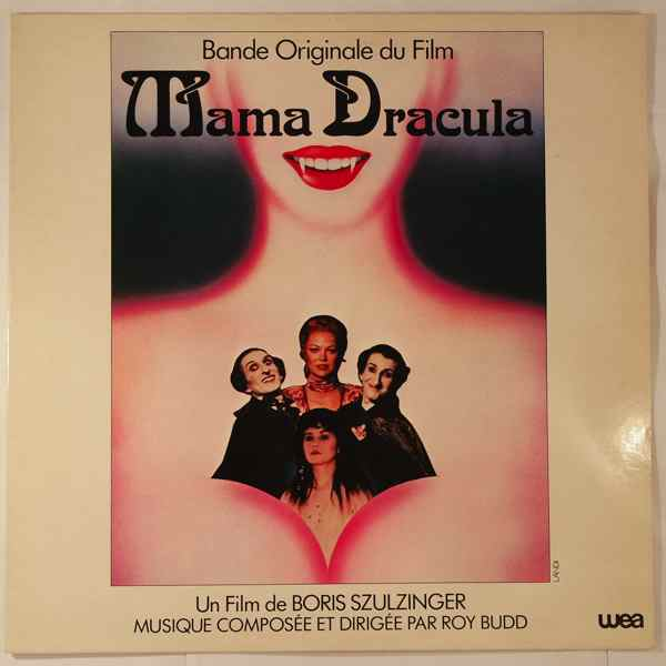 ROY BUDD - Mama Dracula - LP