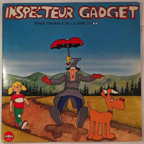SHUKI LEVY & HAIM SABAN - Inspecteur Gadget - LP