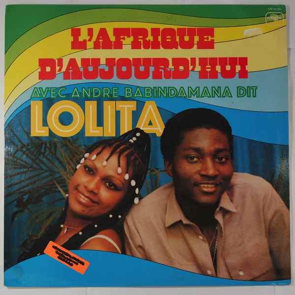 Andre Babindamana dit Lolita L'Afrique d'aujourd'hui