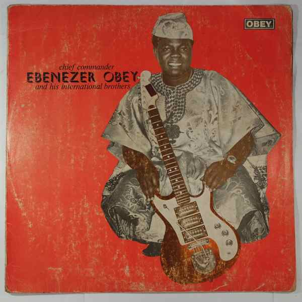 Chief Commander Ebenezer Obey Same