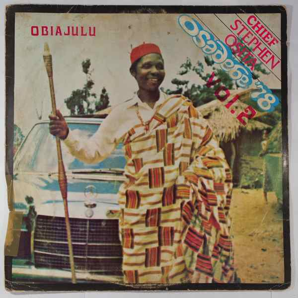 CHIEF STEPHEN OSITA OSADEBE & HIS NIGERIA SOUND MA - Osadebe 78 - LP