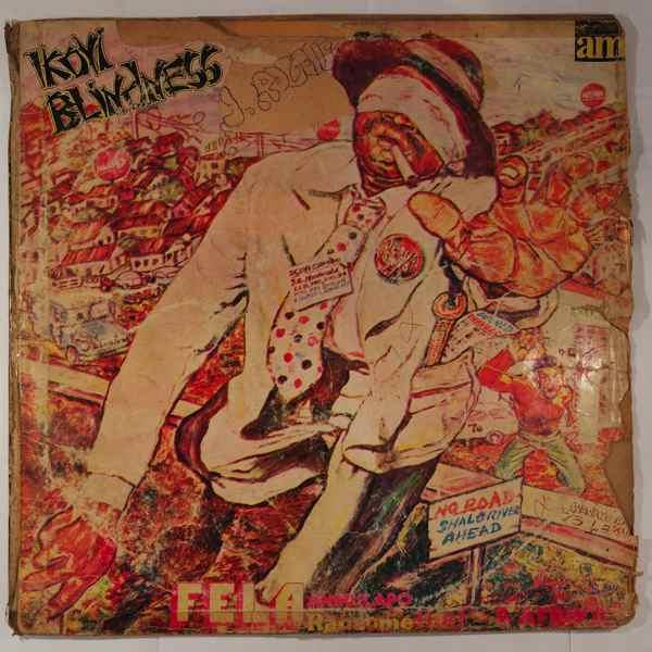FELA KUTI - Ikoyi Blindness - LP