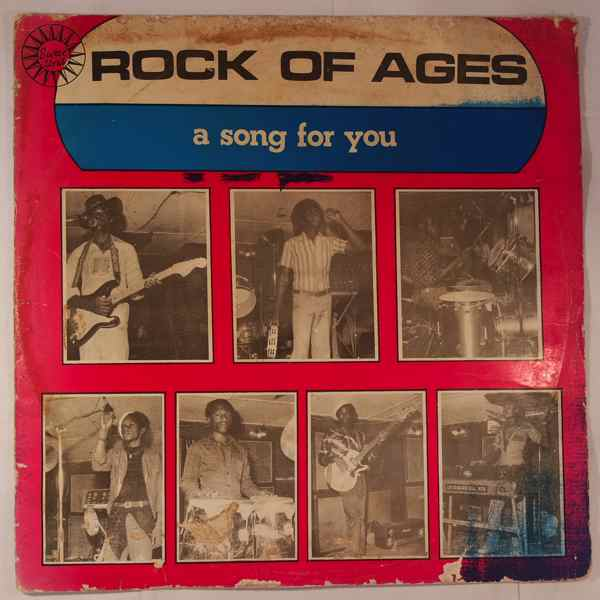 Rock of Ages A song for you