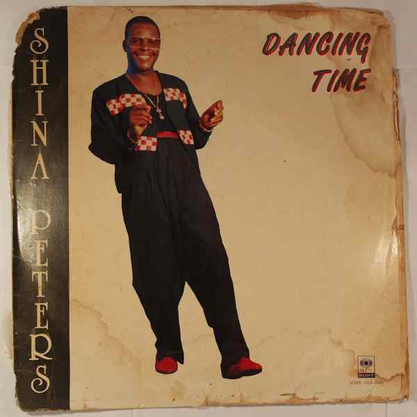 Shina Peters Dancing time