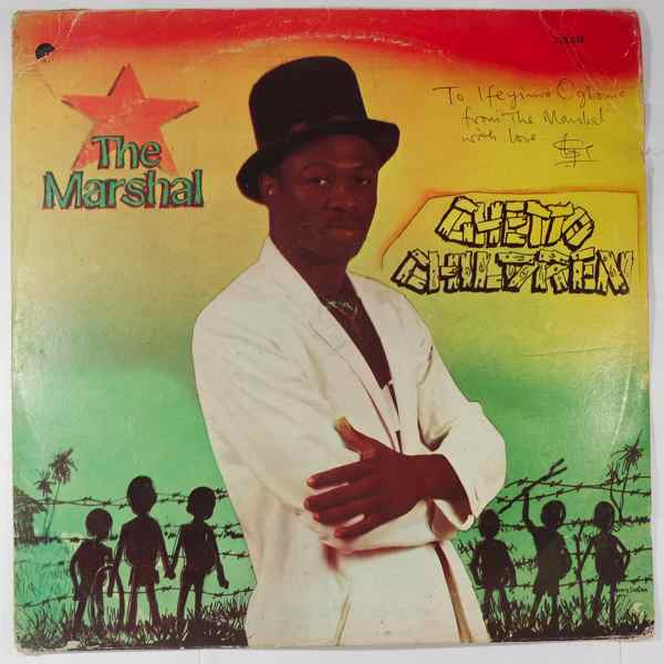 The Marshal Ghetto children