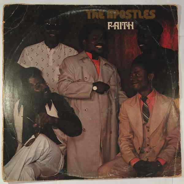 THE APOSTLES - Faith - LP