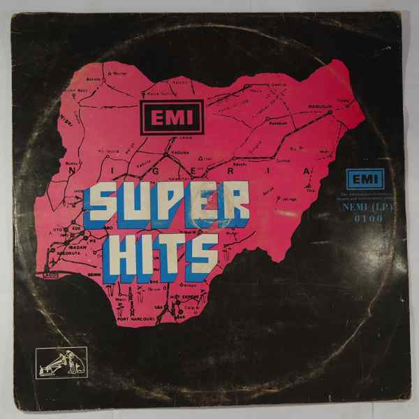 VARIOUS - Super Hits - LP
