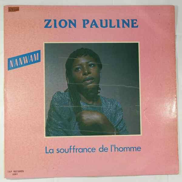 ZION PAULINE - La souffrance de l'homme - LP