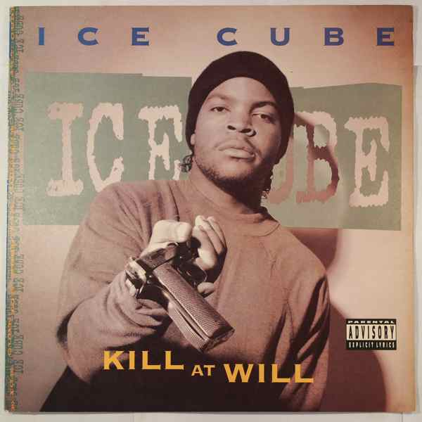 ICE CUBE - Kill At Will - LP