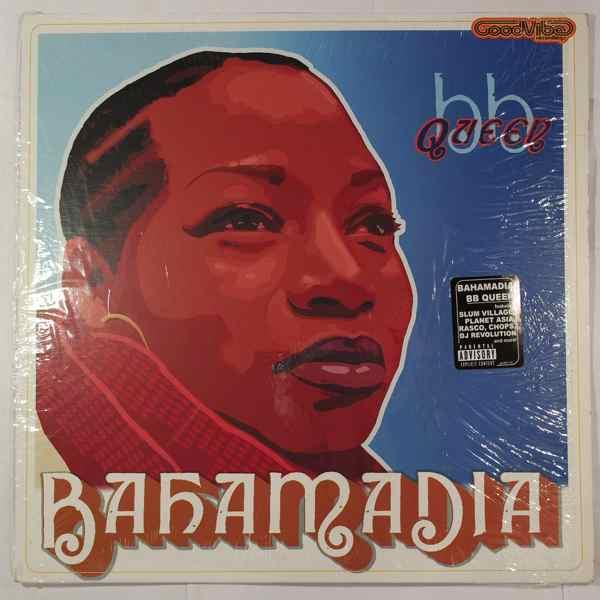 BAHAMADIA - BB Queen - LP x 2