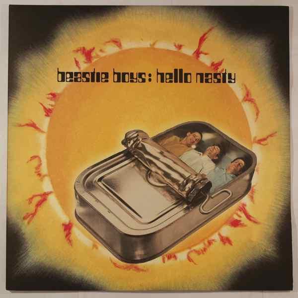 BEASTIE BOYS - Hello Nasty - LP x 2