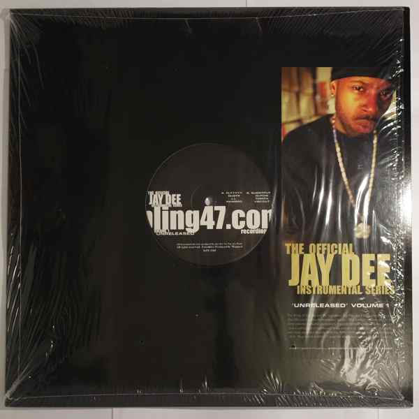 Jay Dee The Official Instrumental Series Volume 1