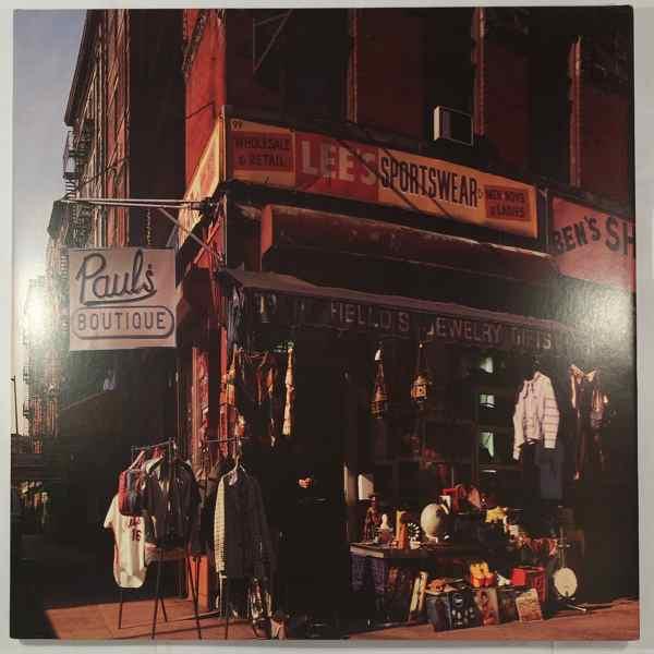 BEASTIE BOYS - Paul's Boutique - LP x 2