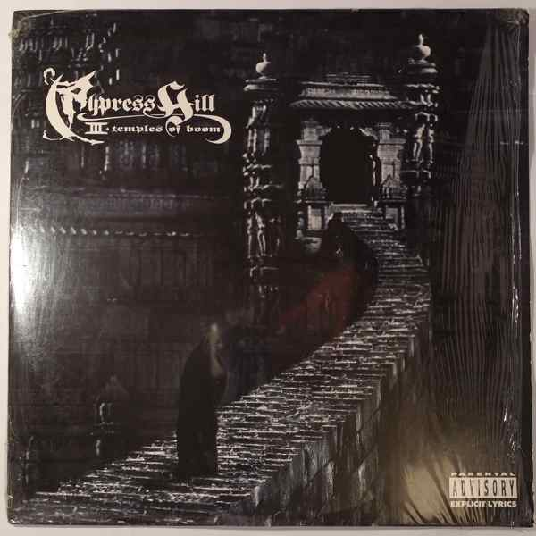 CYPRESS HILL - III (Temples Of Doom) - LP x 2
