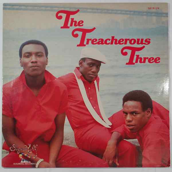 THE TREACHEROUS THREE - Same - LP