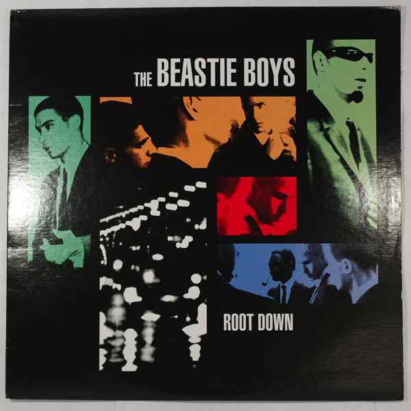 Beastie Boys Root Down