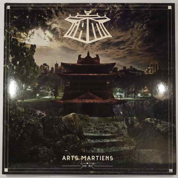 IAM - Arts Martiens - 33T x 3