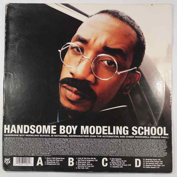 HANDSOME BOY MODELING SCHOOL - Same - LP x 2