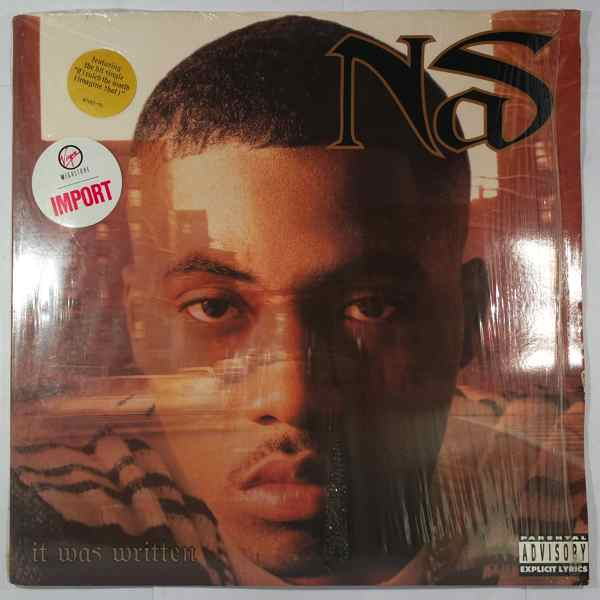 NAS - It Was Written - LP