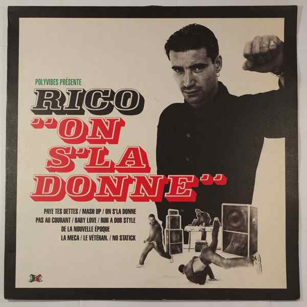 RICO - On S'La Donne - LP