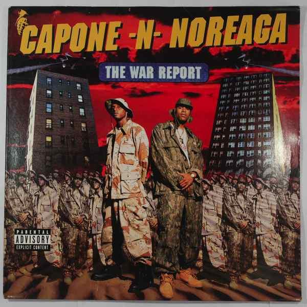 Capone-N-Noreaga The War Report
