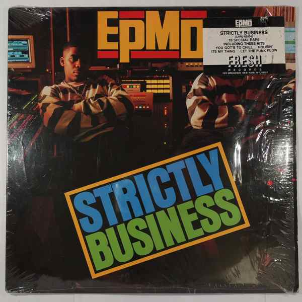 EPMD - Strictly Business - LP