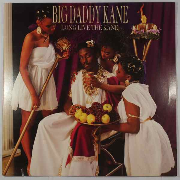 BIG DADDY KANE - Long Live The Kane - LP
