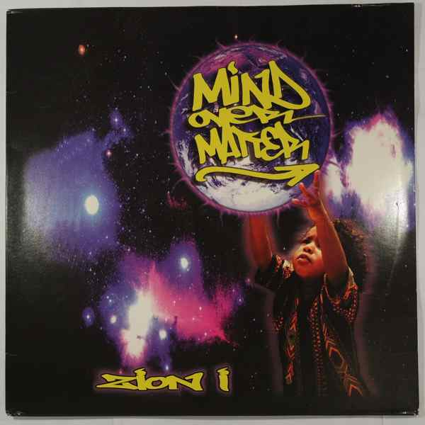 ZION I - Mind Over Matter - LP x 2
