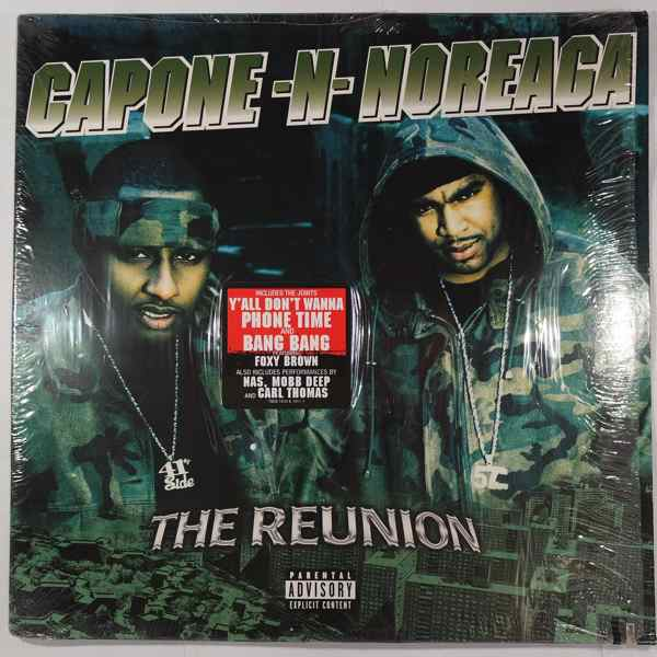 CAPONE-N-NOREAGA - The Reunion - LP x 2
