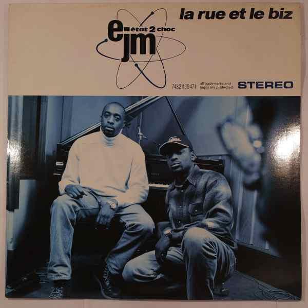 EJM - La Rue Et Le Biz - LP