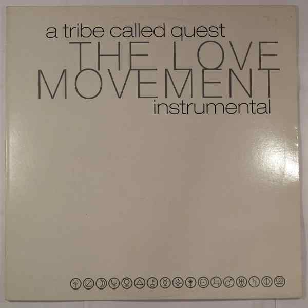 A TRIBE CALLED QUEST - The Love Movement (Instrumental) - LP x 2