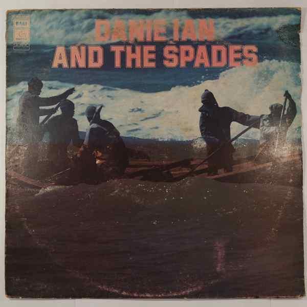 Danie Ian and the Spades Same