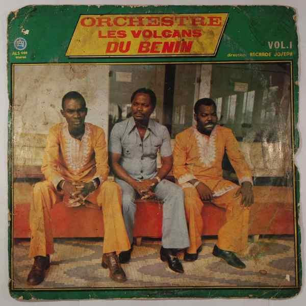 Orchestre Les Volcans du Benin Same