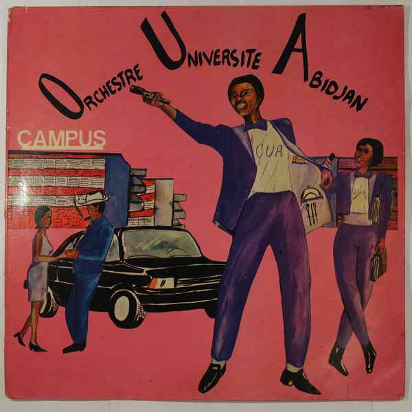 ORCHESTRE UNIVERSITE ABIDJAN - Campus - LP