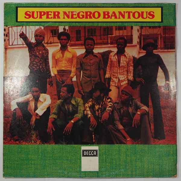 Super Negro Bantous Same